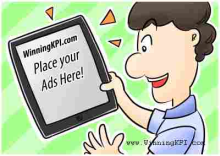 Place your ads at WinningKPI.com