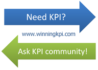 Need KPI? Ask KPI community for help!